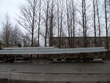 Сотрудничество с Ярославским заводом металлоконструкций